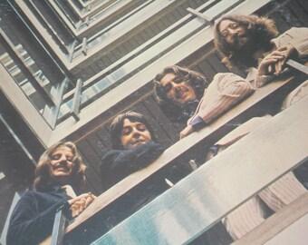 The Beatles vinyl record 1967-1970 vintage record album