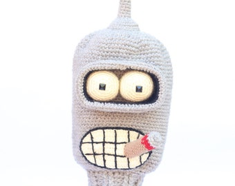 Bender golf club headcover (Custom golf club cover)