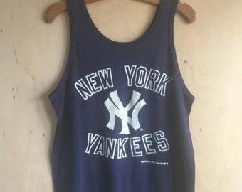 1988 New York Yankees Tank Top L