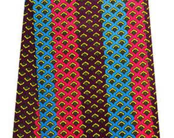 Ankara high quality African fabric Holandis / WHOLESALE 6 YARDS