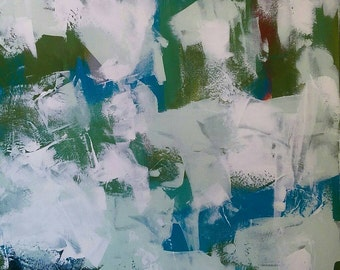 Art, Abstract Painting, Original Abstract, Acrylic Painting on Canvas