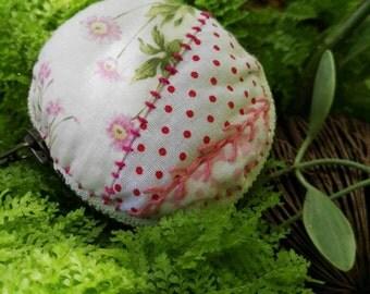 Patchwork Design Macaron/Patchwork Pin Cushion/Patchwork Macaron