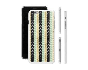 Phone Case, iPhone 6/6S Plus Case, iPhone 6/6S Case, iPhone 5/5S Case, Samsung Galaxy, Green phone case, gold phone case, black phone case