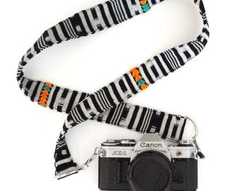 Handwoven Guatemalan Camera Strap