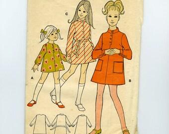 Le-roy 8757 Girls dress