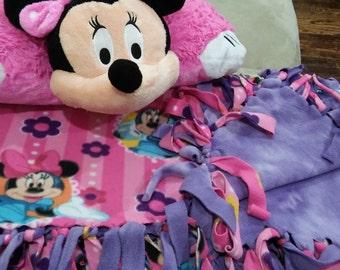 Baby or Reborn Toddler Fleece Blanket or Baby Reborn Nap Mats