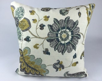 Sofa Pillow Cover, Toss Pillow Covers, Couch Pillow Covers, 20X20 Pillow Covers, Pillow Cover