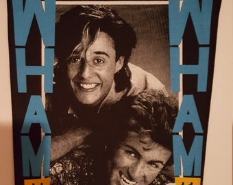Wham backpatch