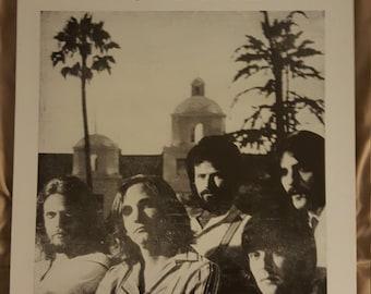 Eagles Concert poster