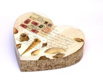 2 x heart box flotsam and Jetsam