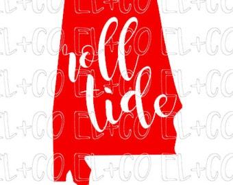 Roll Tide Cut File