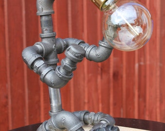 Steampunk Desk / Table lamp