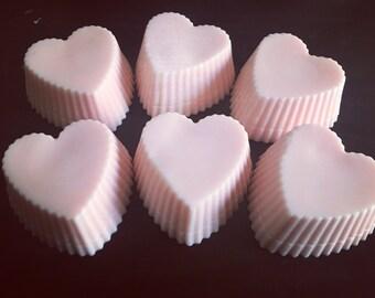 Kisses soaps - set of 3