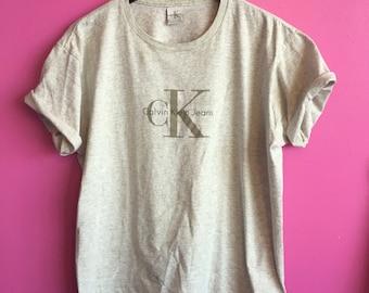 90's Calvin Klein Tee