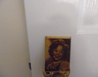 Vintage Shirley Temple Mirror