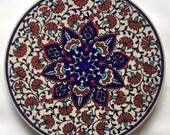 Trivet Turkish Ceramic Round Kitchen Hot...