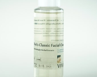 Vivi's Classic Facial Cleanser with Calendula Extracts 100ml
