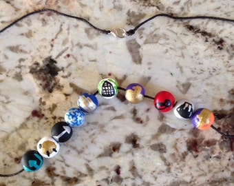 Percy Jackson's Bead Necklace