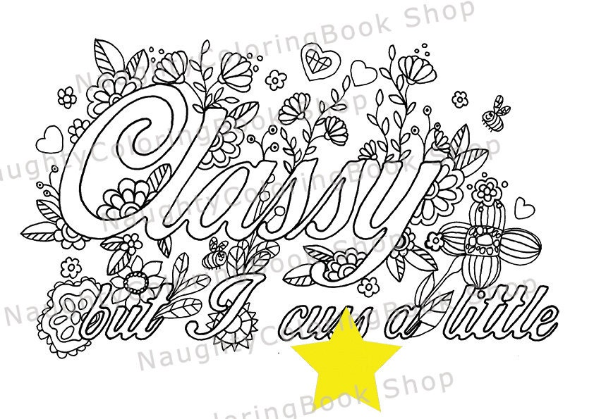 zoom - Inspirational Word Coloring Pages