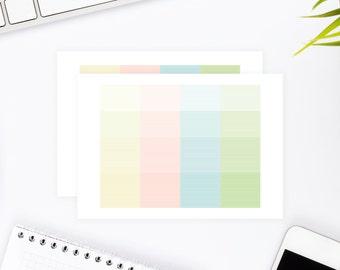 SOFT ESSENTIALS: The 16 & 24 Squares  (2 Sheets)