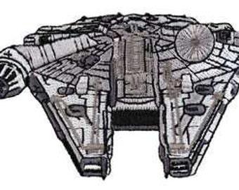 Star Wars Millennium Falcon Ship