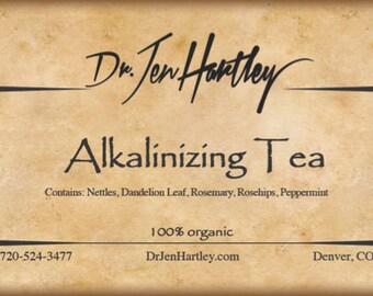 Alkalinizing Tea