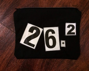 Runner's Zipper Pouch