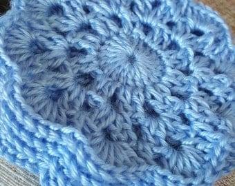 Handmade Crochet Coaster Set