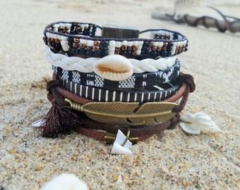 Maori lovebohemia Cuff Bracelet