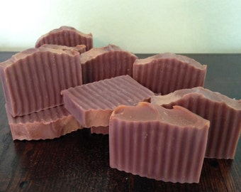 French Vanilla Scented Luxury Bath Soap