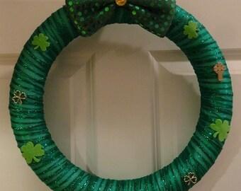 Clearance - St Patricks Wreath