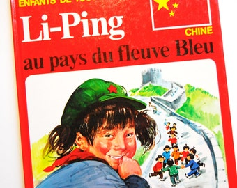 French Vintage Children