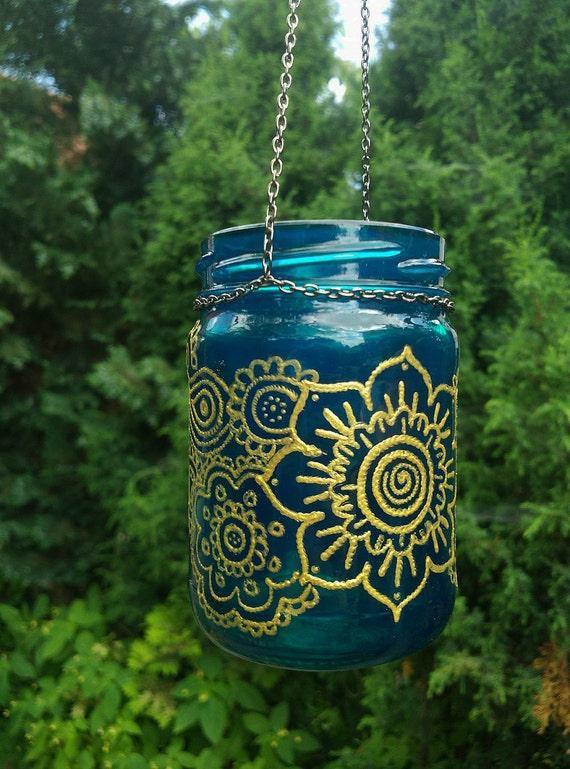 Hanging Candle Lantern Patio Decor Outdoor Lighting Hanging