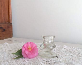 Candle Stick Holder, Candle, Holder, Glass