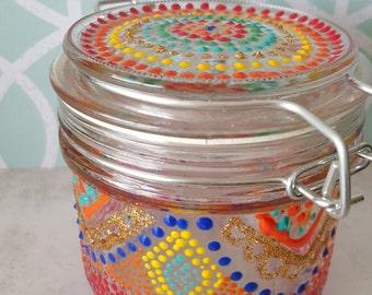 Desert Stash Jar