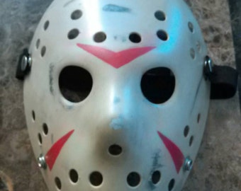 Jason Voorhees hockey mask Friday the 13th Part 3