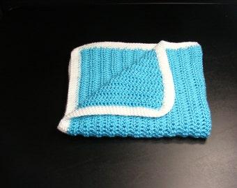 Crochet Car Seat Baby Blanket