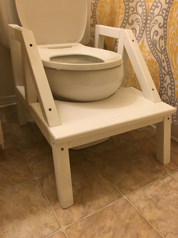 children 39 s potty step stool. Black Bedroom Furniture Sets. Home Design Ideas