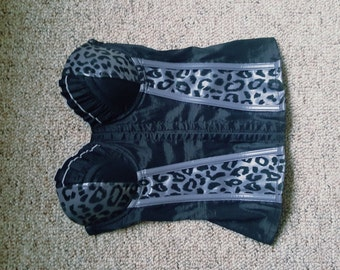 ss16 Black leopard