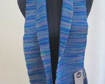 171 - Carnival Woven  Scarf