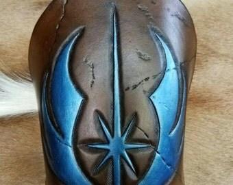 Star Wars Jedi Knight Leather Bracers