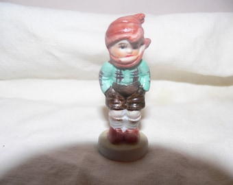 Ceramic Boy Figurine