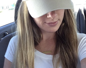 100% organic #MomLife cap in white lettering