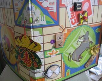 Game Board Binders