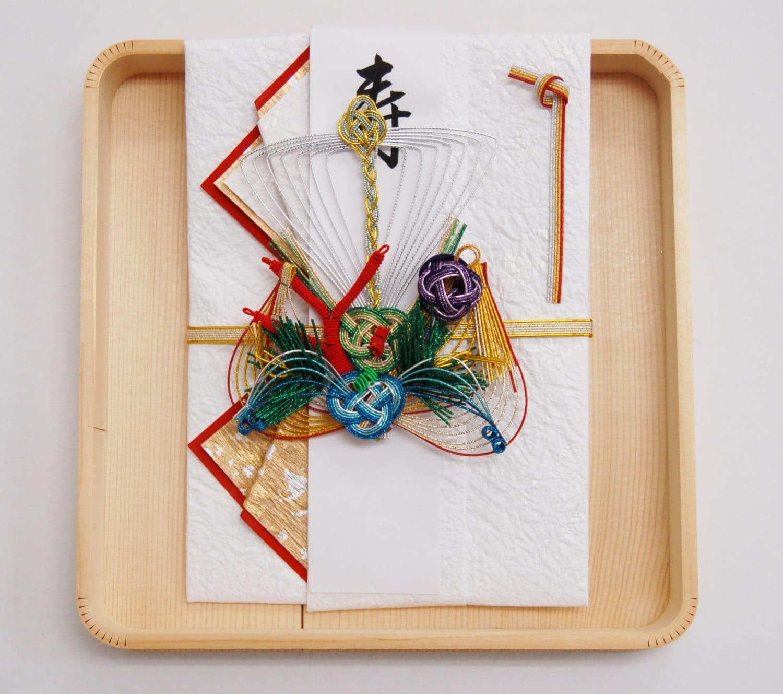 Wedding Gift Ideas Japan : Japanese Gift Envelopes Treasure ship Wedding Gift Birthday