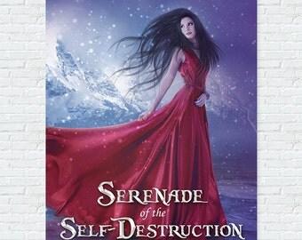 Book cover design, kindle, ebook