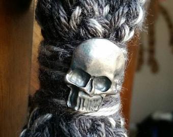 Skull Rope Scarf