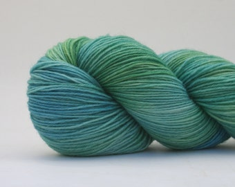 Kettle Dyed Calamity sock yarn