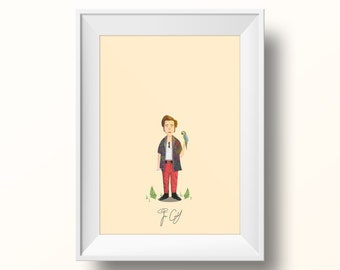 Jim Carrey - Ace Ventura: Pet Detective Poster