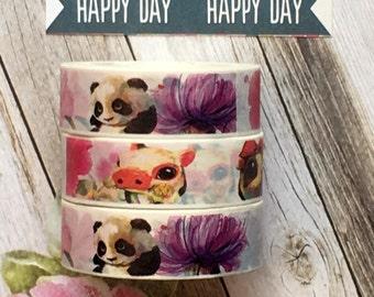 Washi Tape - Panda